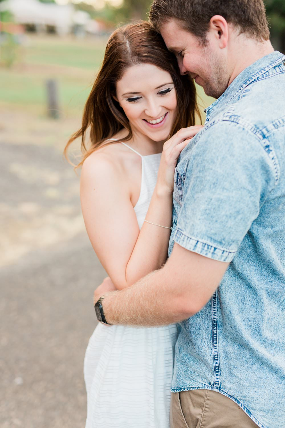 Old Petrie Town Engagement by Mario Colli Photography