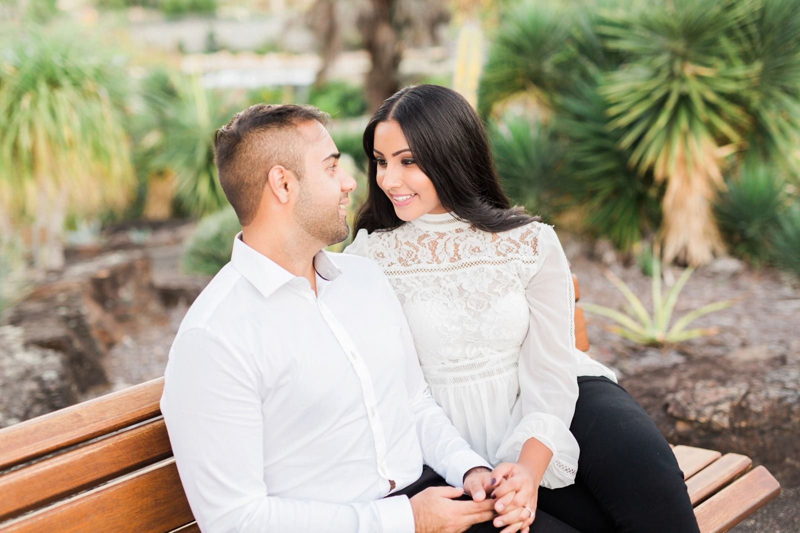 Mt Coot-tha engagement by Mario Colli Photography