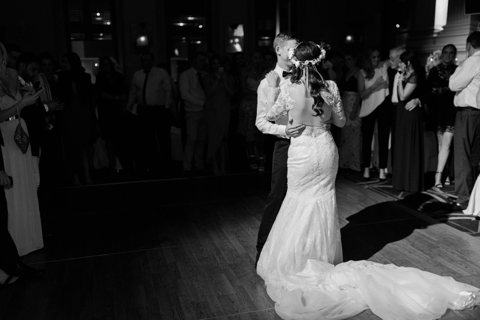 Customs House Brisbane wedding by Mario Colli Photography