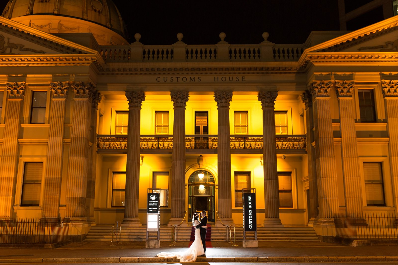 Customs House Brisbane Wedding Photographer