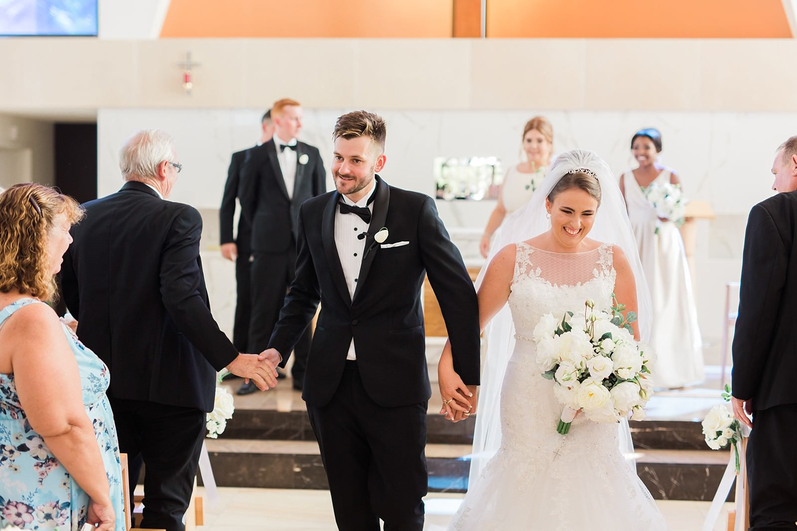 French Inspired Brisbane Wedding by Mario Colli Photography
