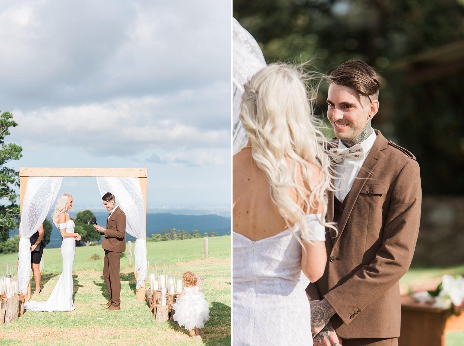 mount tamborine wedding photographer by mario colli