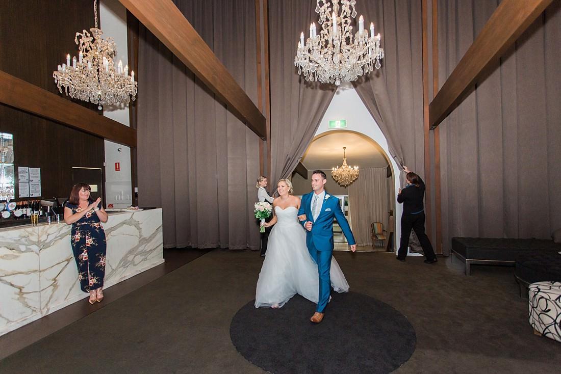 Victoria Park Golf Brisbane Wedding by Mario Colli Photography
