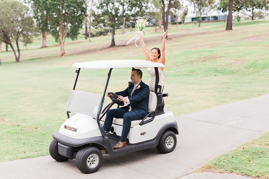Victoria Park Golf Wedding Photos by Mario Colli Photography
