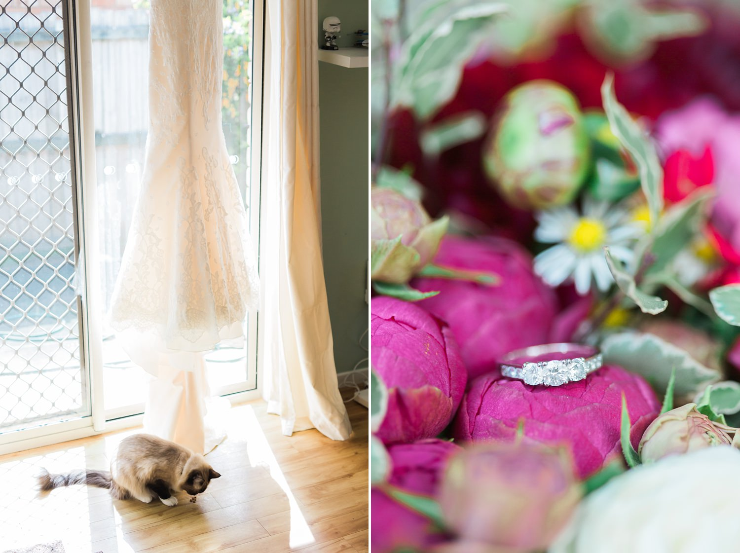 Hillstone St Lucia Brisbane Wedding Photographer