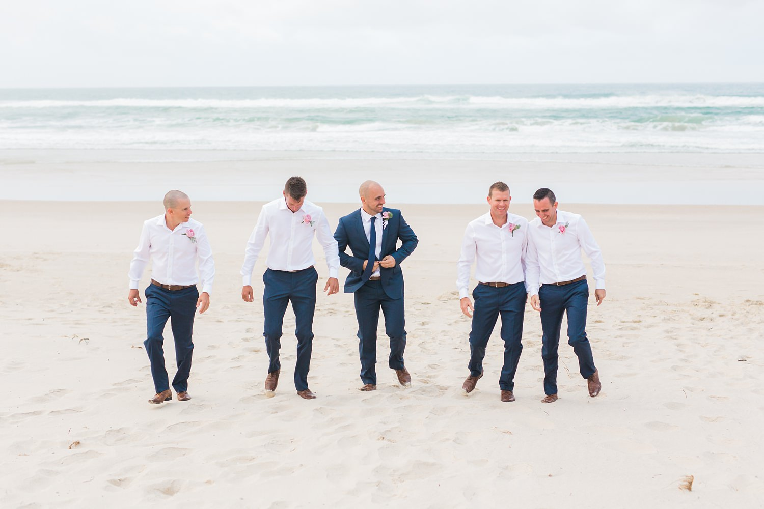 Mantra on salt beach wedding by mario colli photography