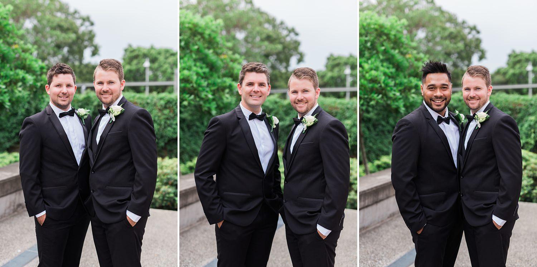 Moda Events High Church Brisbane Wedding photographer