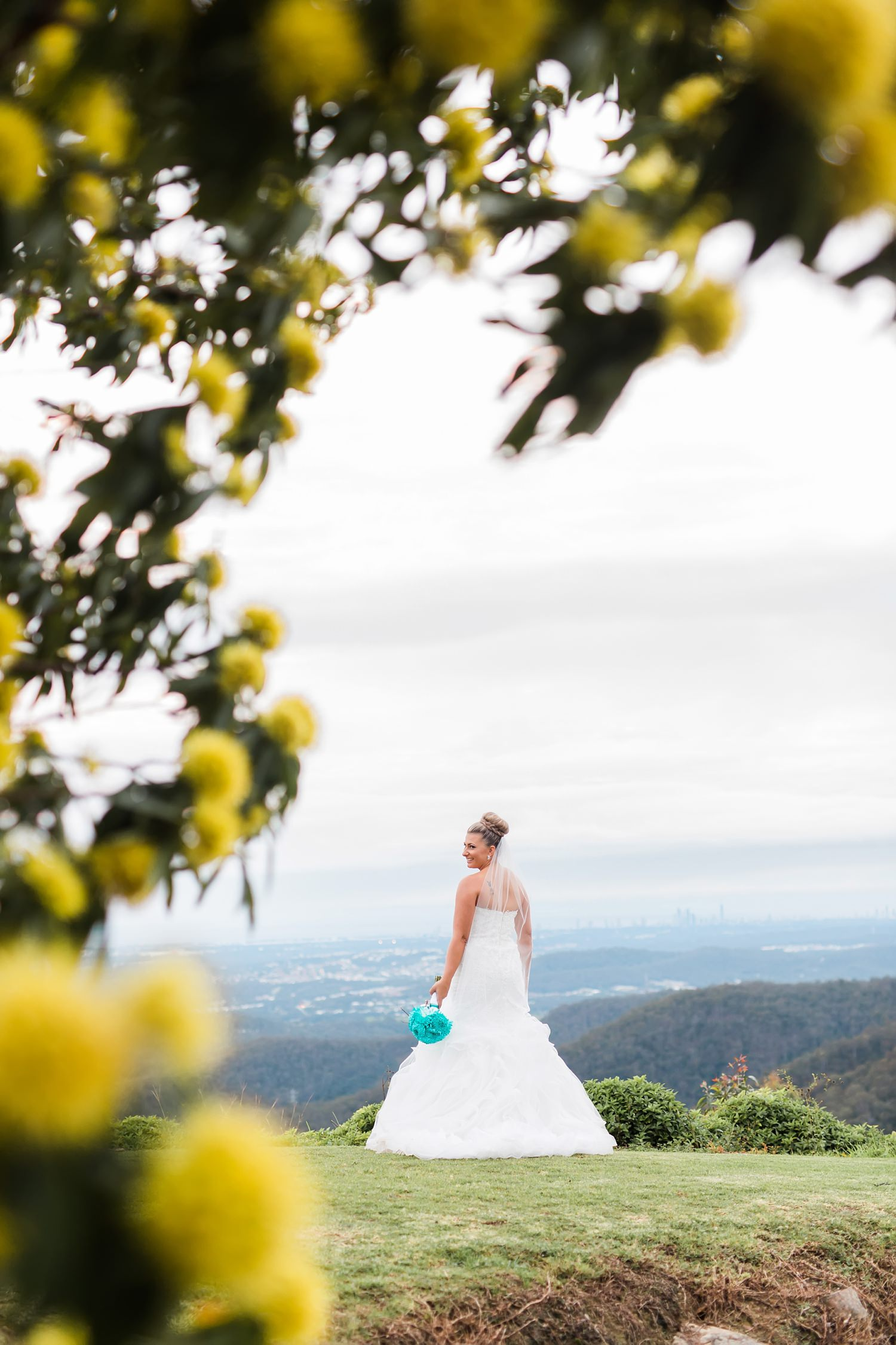 Eagle Heights Mountain Resort Wedding Photographer
