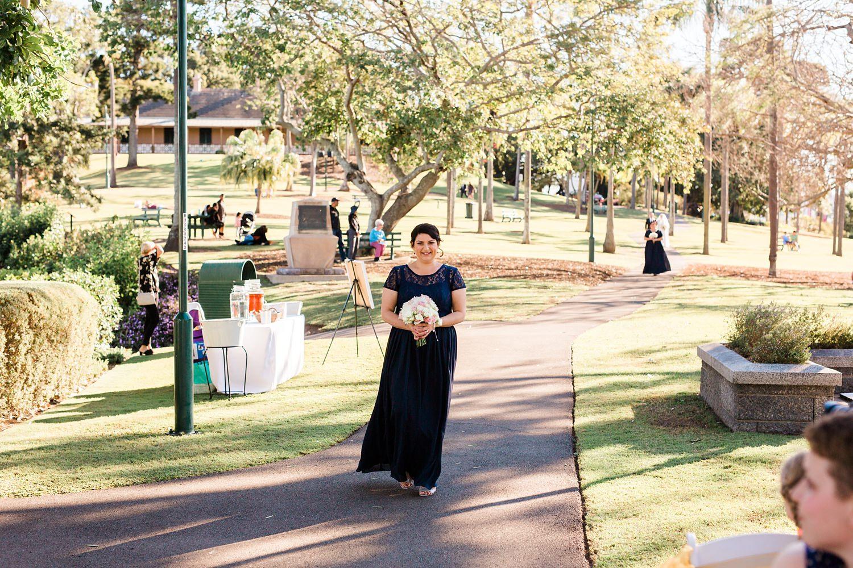 Newstead Park Brisbane Wedding