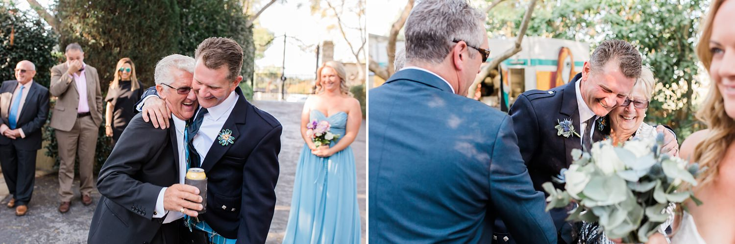 Evergreen Garden Venue Gold Coast Wedding by mario colli photography