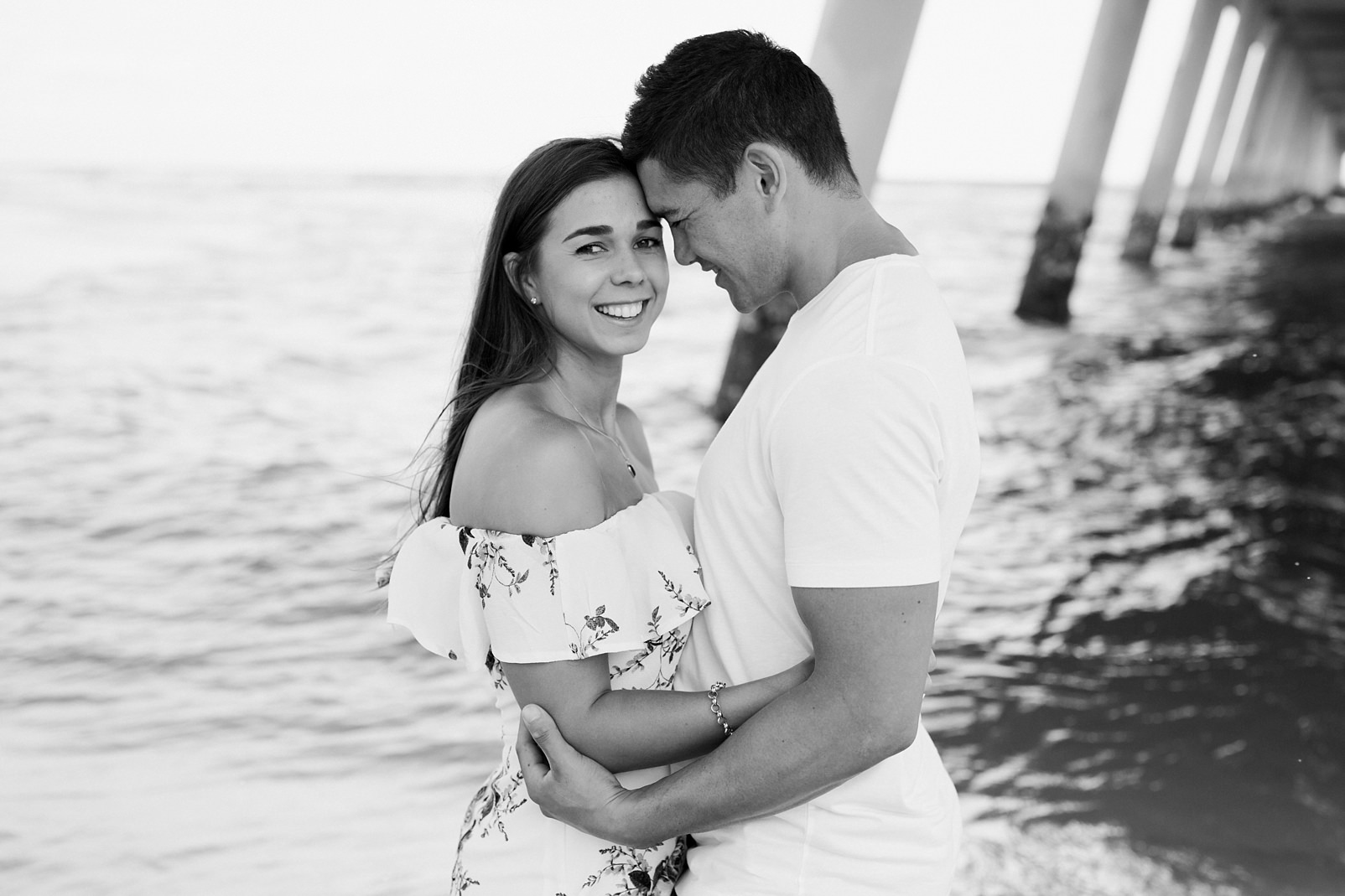 The Spit Gold Coast Engagement Photographer by Mario Colli Photography