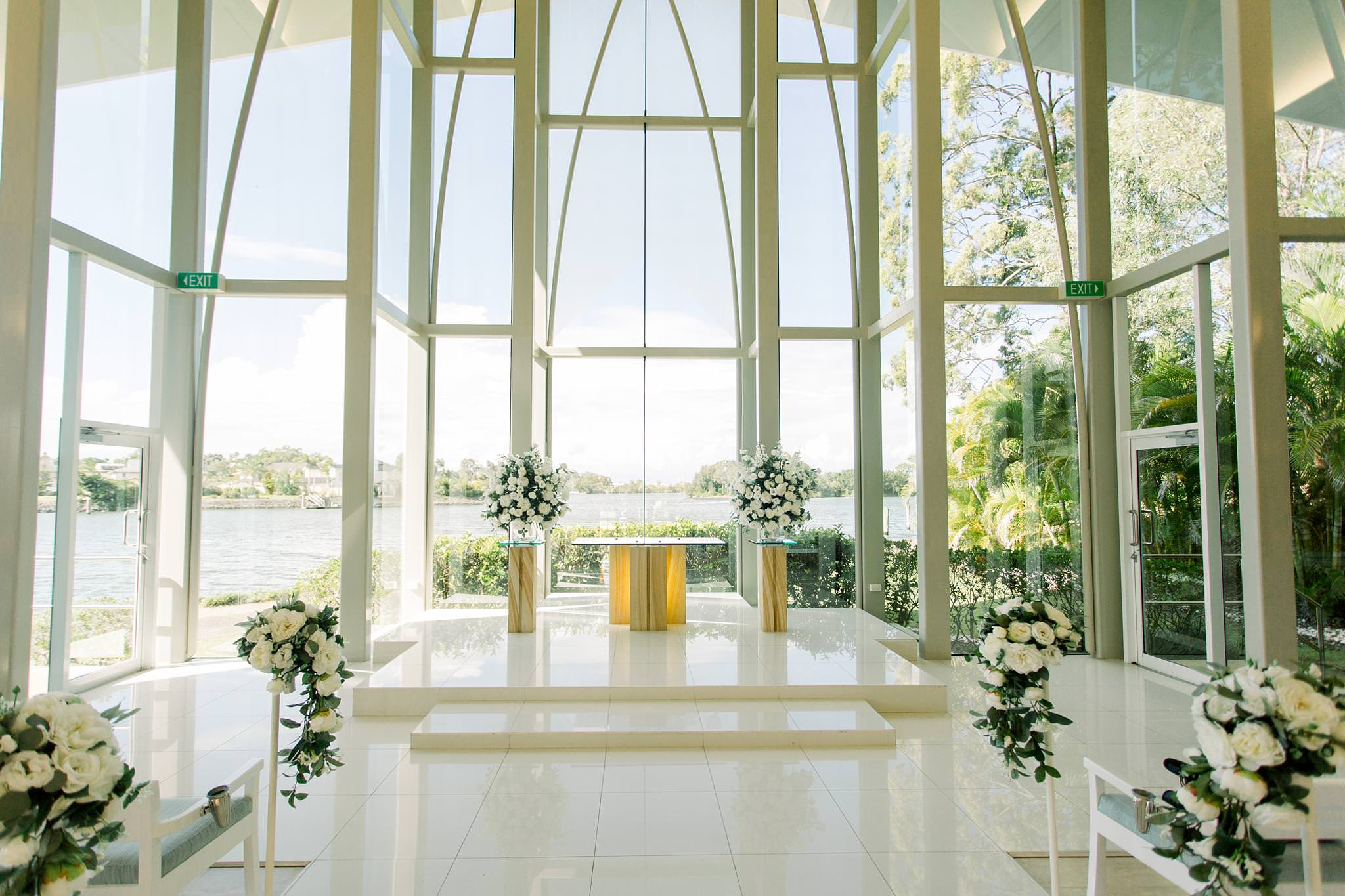 Intercontinental Sanctuary Cove Wedding Photography