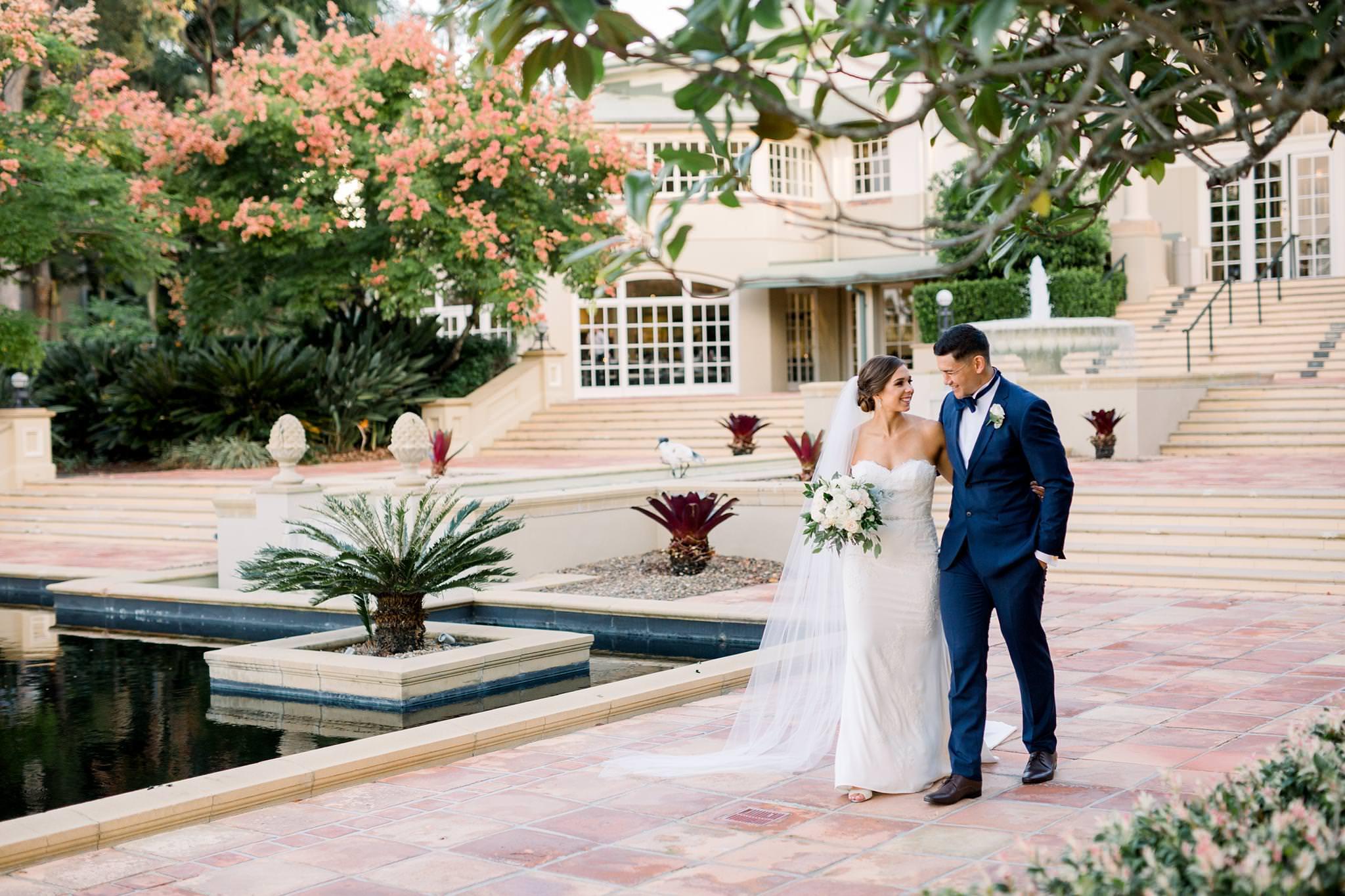 Intercontinental Sanctuary Cove Wedding Photographer