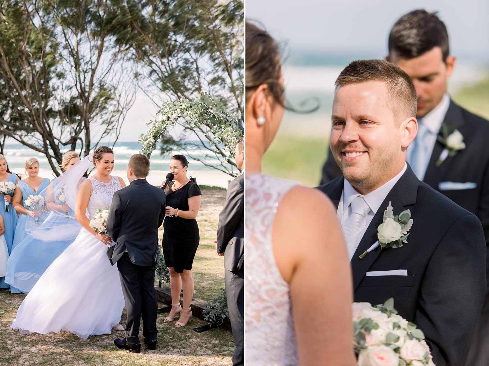 Southport Yacht Gold Coast Wedding Photographer