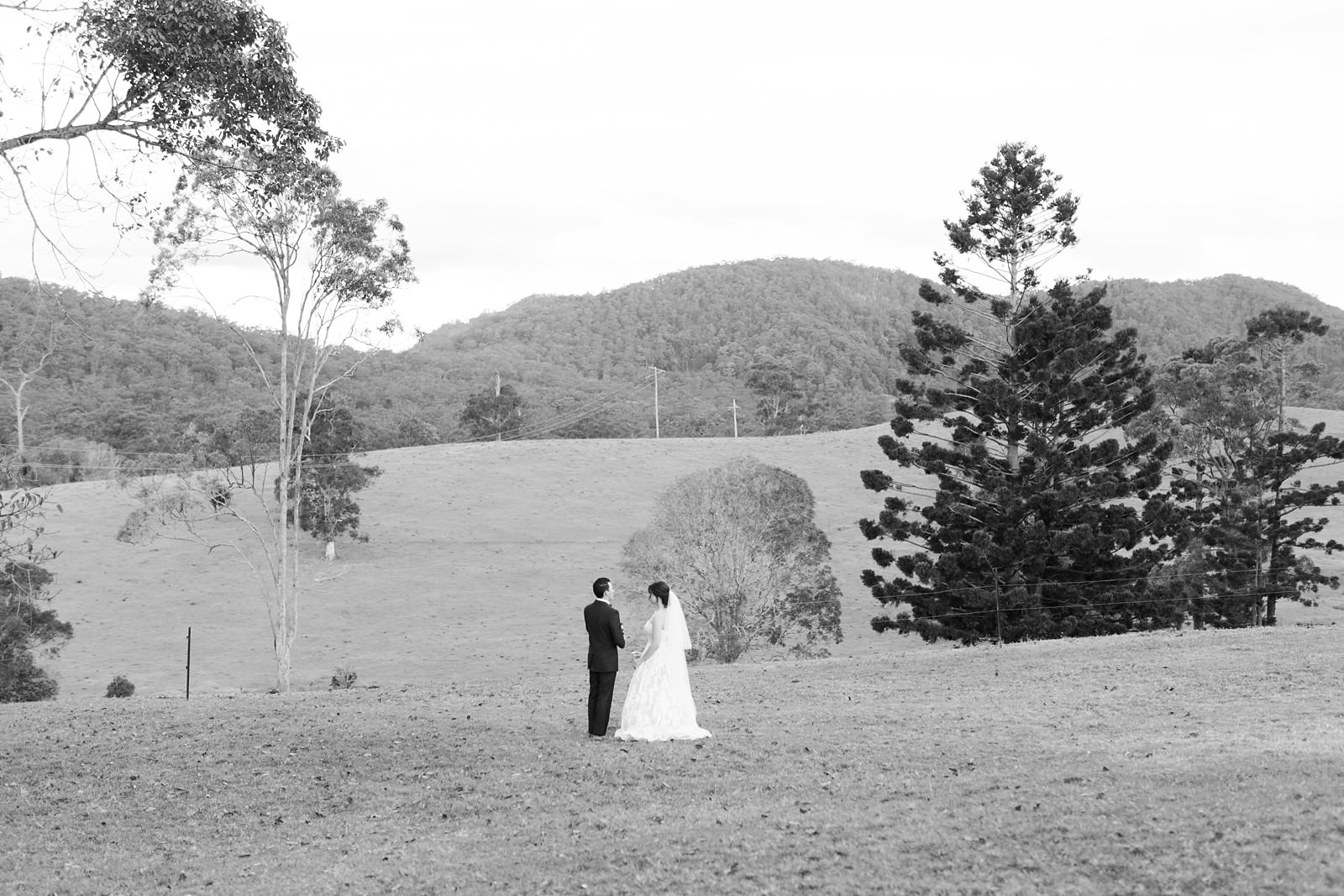 Cowbell creek gold coast wedding photographer