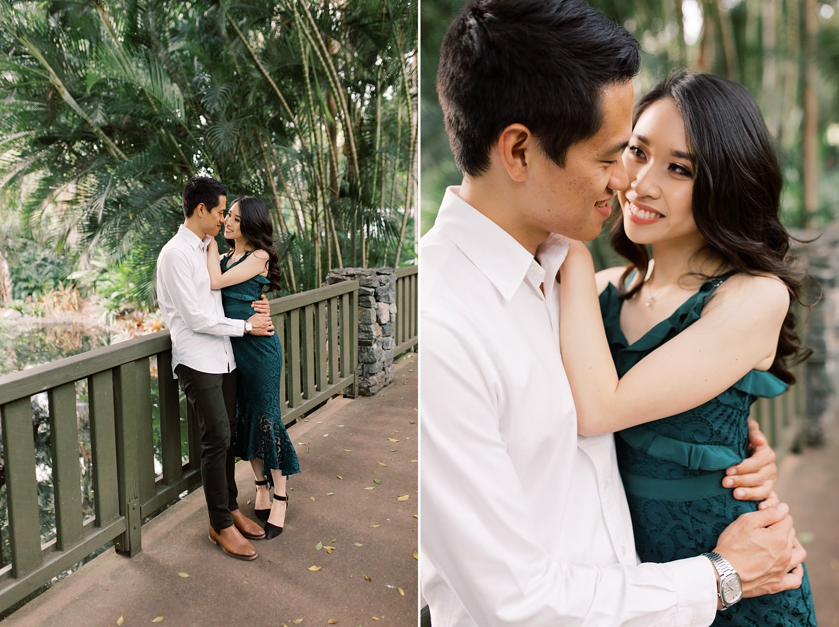 Brisbane Engagement Mt Coot-Tha Mario Colli Photography
