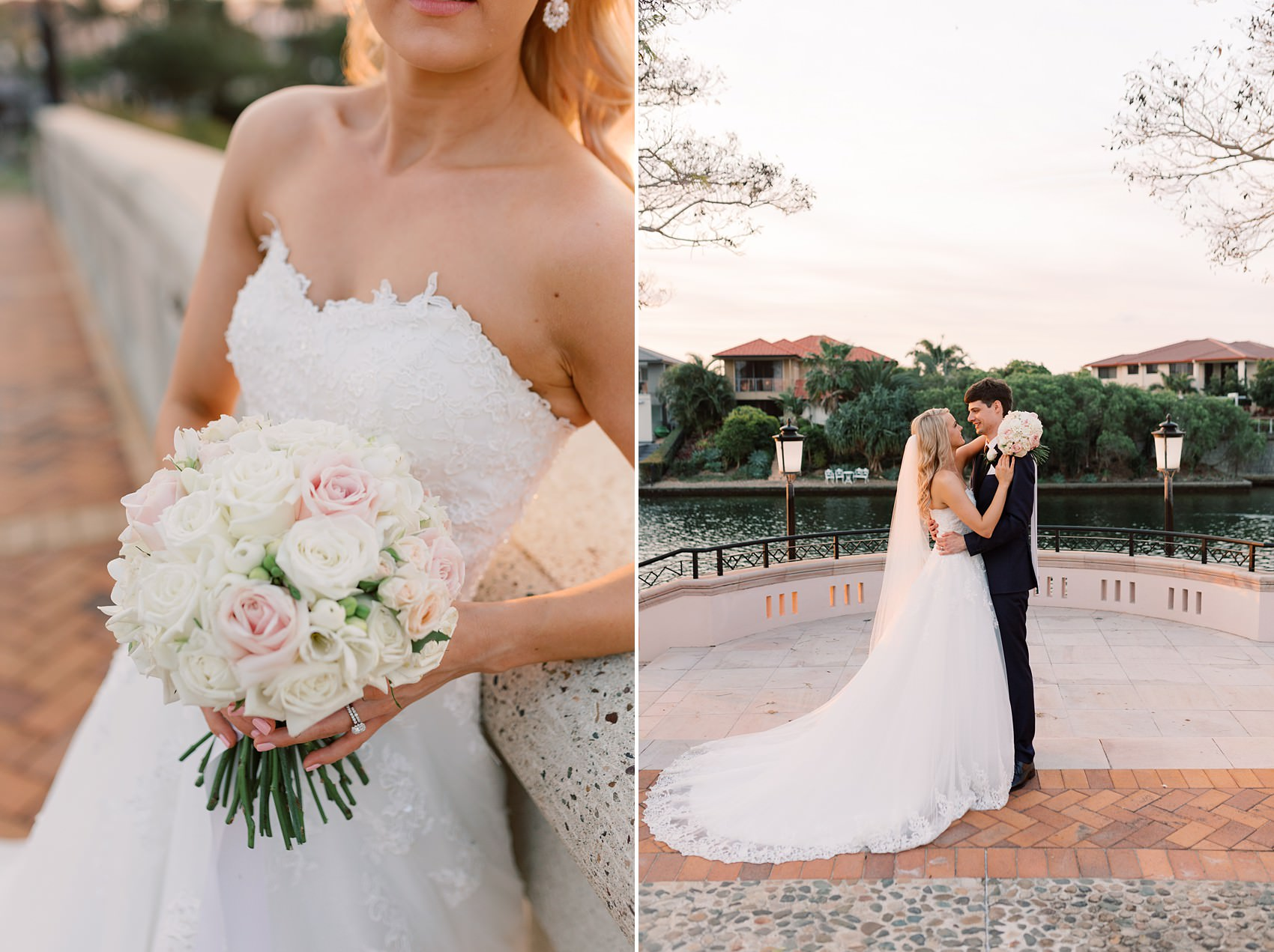 Intercontinental Sanctuary Cove Wedding Photos by Mario Colli Photography