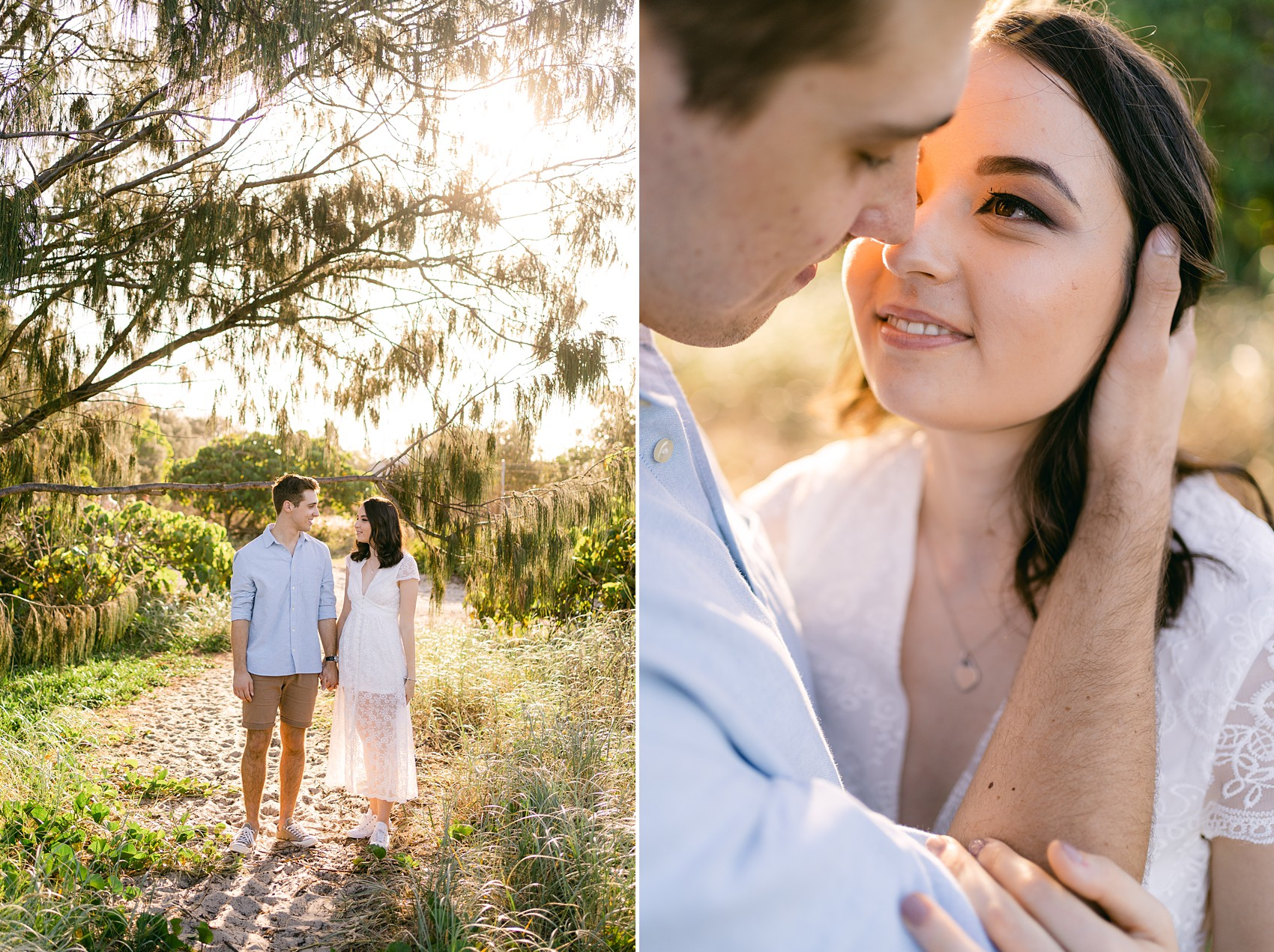 Gold Coast Engagement Photography The Spit Main Beach